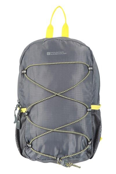 Trek 8L Backpack - Grey