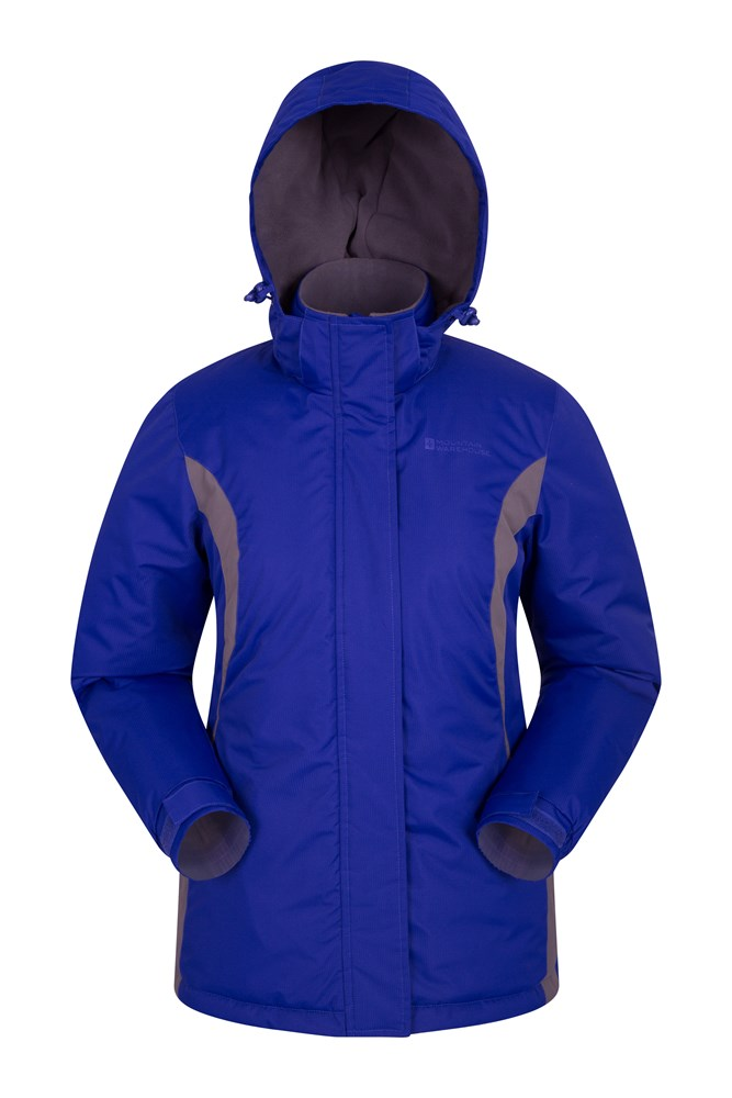 Moon Damen Skijacke - Dark Blau