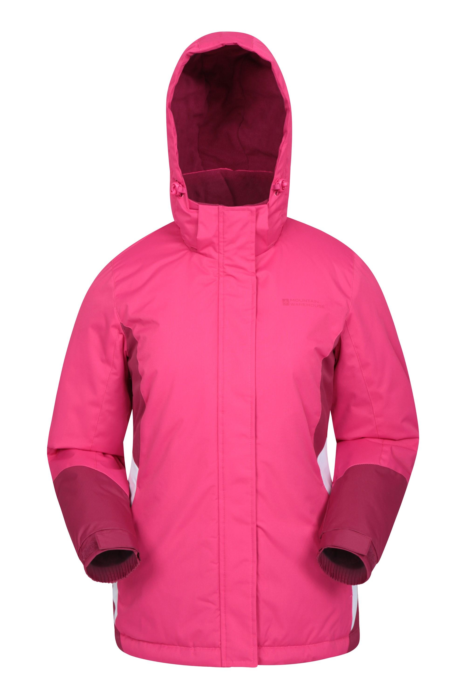 Moon - kurtka narciarska damska - Pink