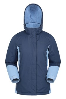 Moon Womens Ski Jacket  Navy