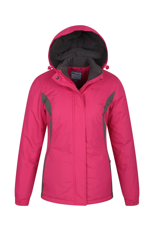 Mountain Warehouse Moon Womens Ski Jacket Warm Winter Snow Coat