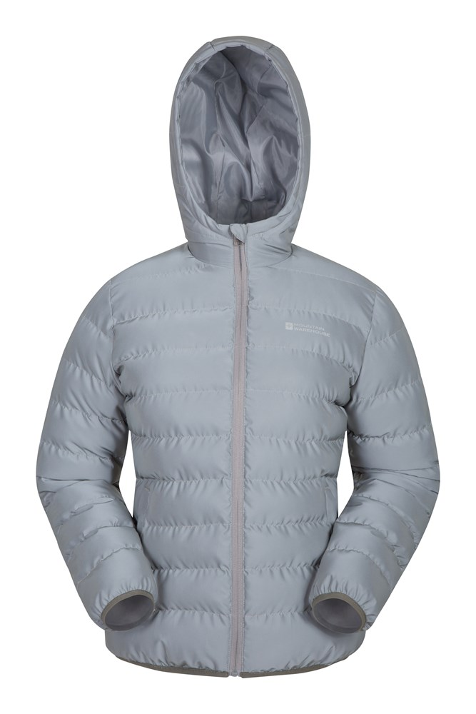 Clothing Microfibre Insulation Water-Resistant Jacket Mountain Warehouse Lightweight