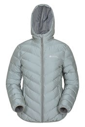 Seasons Reflective Womens Padded Jacket