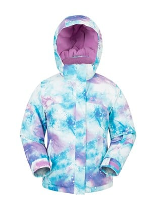 Enchanted Kids Printed Ski Jacket