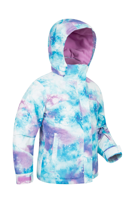 Mountain Warehouse Enchanted Kids Printed Ski Jacket Winter