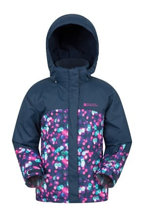 Veste de ski enfants Night Light