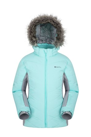Snowfall Extreme Padded Kids Ski Jacket