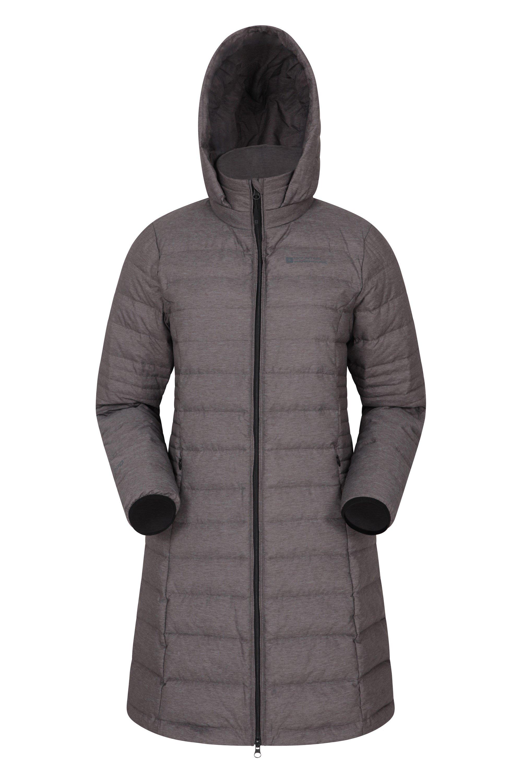 Furnace - pikowana kurtka damska - Grey