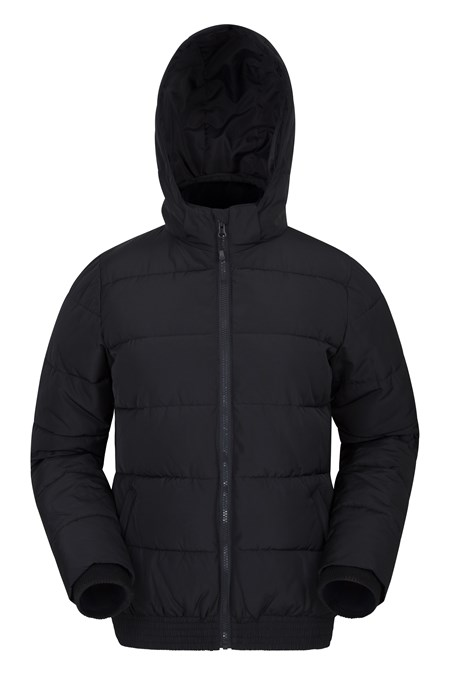 028122 FROST QUEEN WOMENS PADDED BOMBER