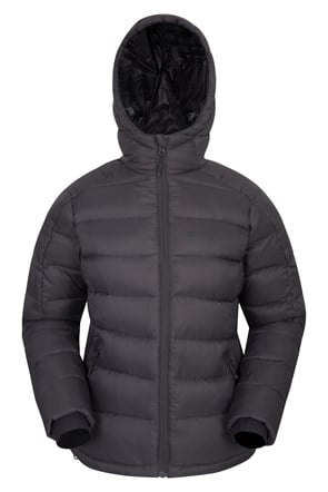 Crevasse Womens Down Jacket