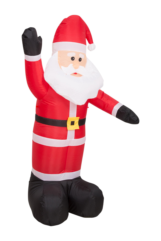 Inflatable Santa - 1.5m | Mountain Warehouse AU