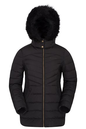 Below Zero Womens Padded Jacket