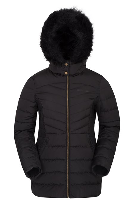 028135 BELOW ZERO PADDED JACKET