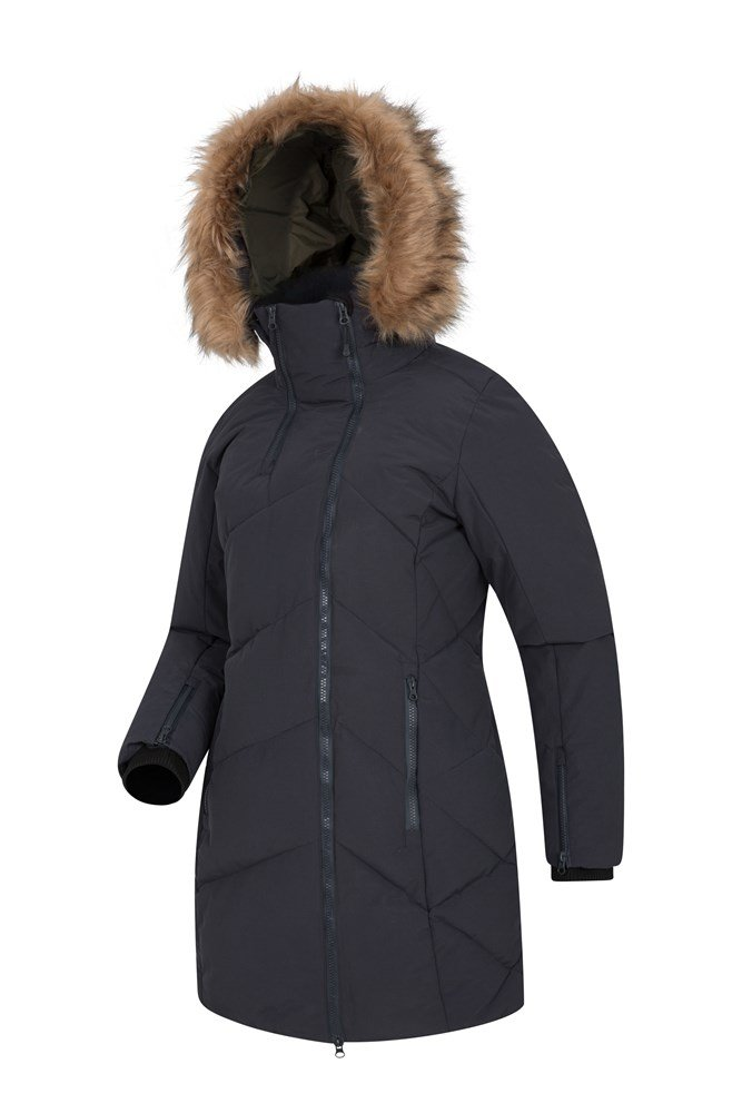Snowglobe Womens Padded Jacket Mountain Warehouse Ca