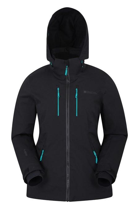 6880e12e0 Slopestyle Extreme Womens Slim Fit Ski Jacket