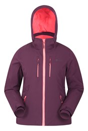 Slopestyle Extreme Womens Slim Fit Ski Jacket