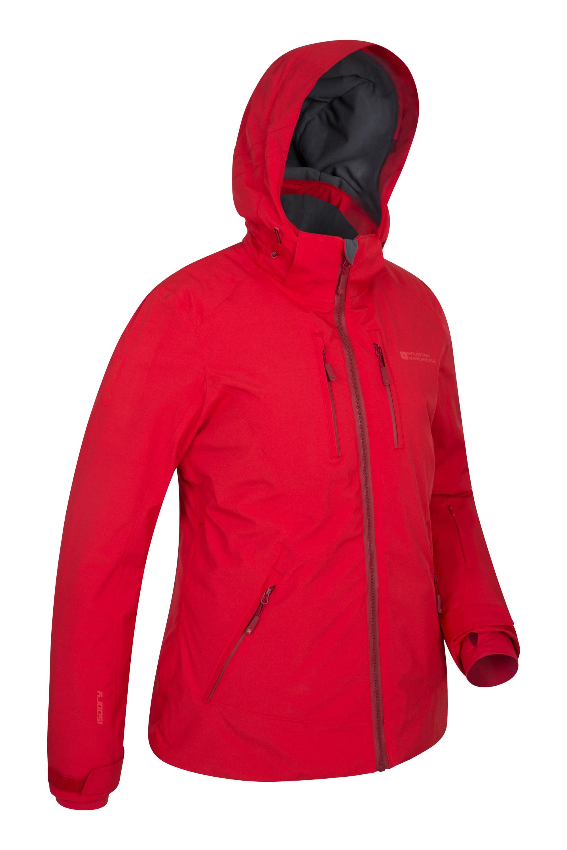 b272656ca412 Slopestyle Extreme Womens Slim Fit Ski Jacket