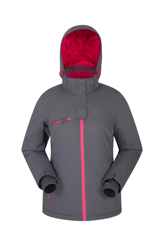 Freestyle Damen Skijacke - Grau