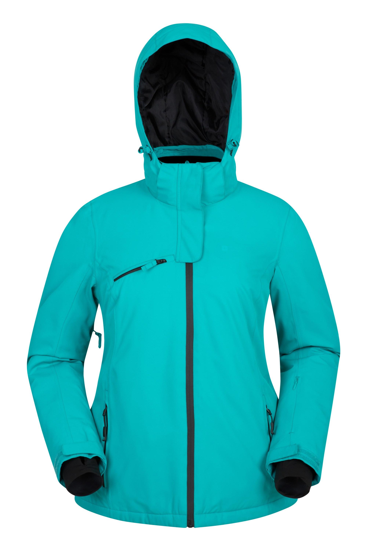 Freezestyle - damska kurtka narciarska - Turquoise