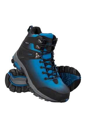 Intrepid Waterproof Softshell Womens Boots