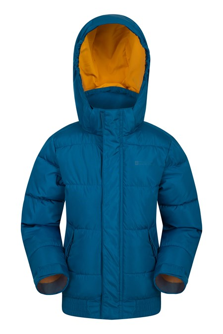 028153 OUTLANDER KIDS PADDED JACKET