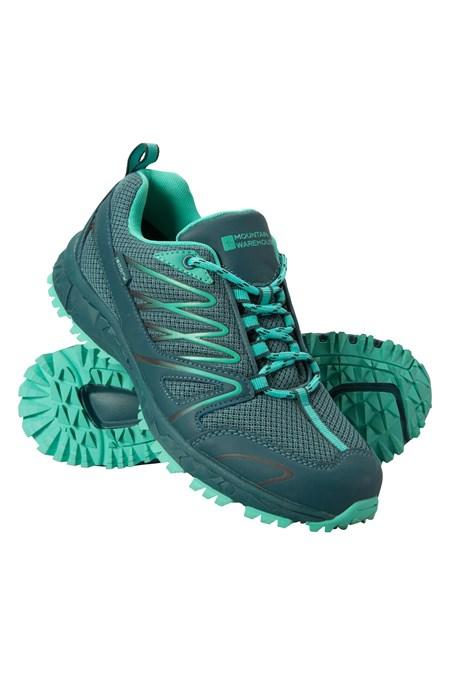 Lakeside Trail Womens Waterproof Approach Shoes | Mountain ... |Women From Lakeside