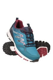 Lakeside Trail Womens Waterproof Approach Shoes