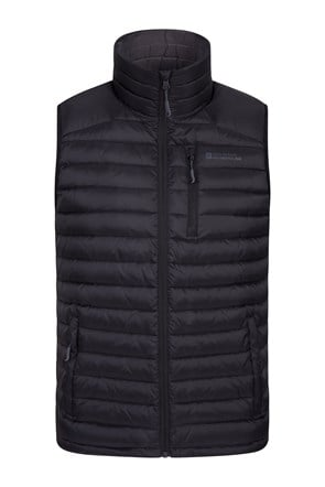 Henry II Extreme Mens Down Insulated Vest