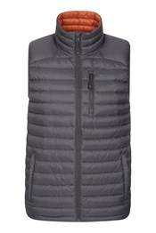 Henry II Extreme Mens Down Padded Gilet
