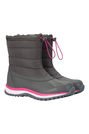 Glacier Pull On Womens Snowboots
