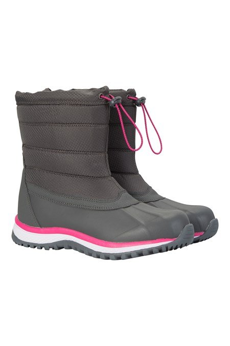 028160 GLACIER PULL ON  WOMENS SNOWBOOT