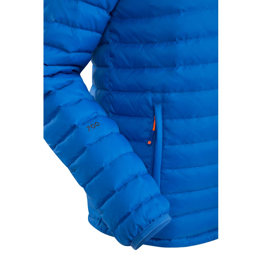 Mountain-Warehouse-Mens-Down-Padded-Jacket-Water-Resistant-Winter-Coat miniatura 18