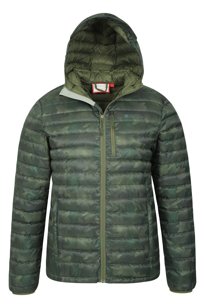 f250907a8 028161 HENRY II DOWN PADDED JACKET
