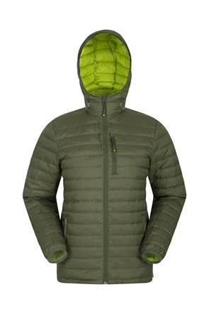 Henry II Mens Down Padded Jacket