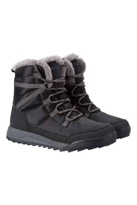 028162 LEISURE WOMENS SNOWBOOT