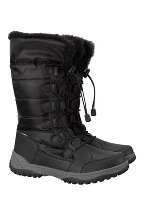 Snowfall Womens Long Snow Boots