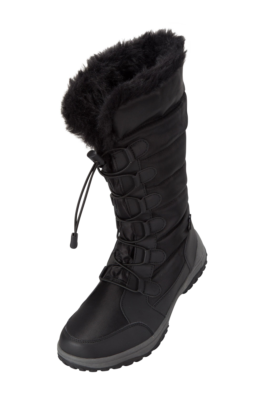 e16b5e17c20 Snowfall Womens Long Snow Boots