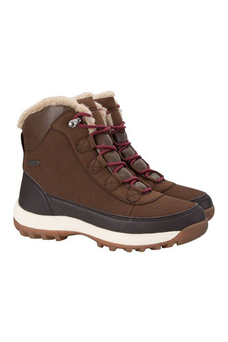 028166 AVALANCHE WOMENS SNOWBOOT