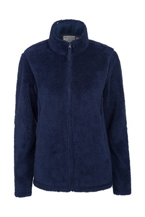 Walkabout Sherpa Full Zip Womens Fleece