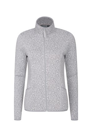 Heritage Full Zip Womens Fleece
