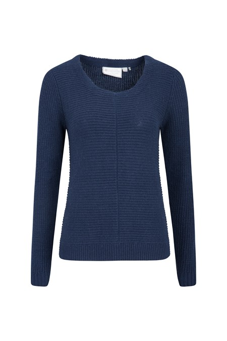 028182 OSLO WOMENS KNITTED TOP