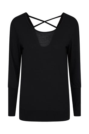 Beat The Barre Womens Long Sleeve Top