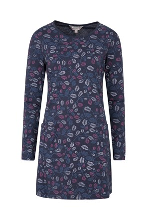 Primrose Printed Womens Dress