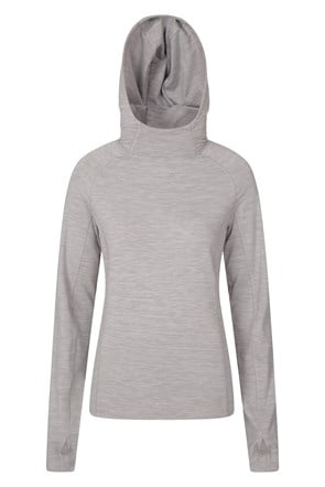 Bend And Stretch Womens Hoodie