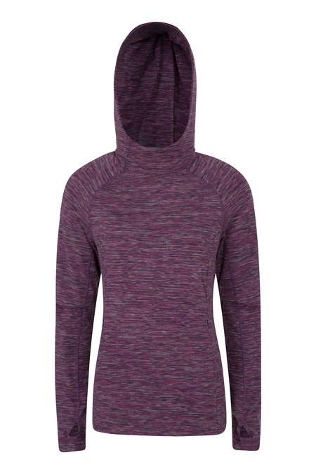 028199 BEND AND STRETCH HOODIE