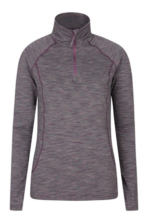 Bend & Stretch Womens Half-Zip Midlayer