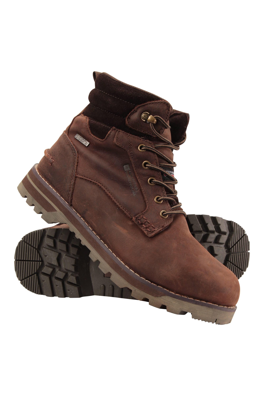 Mens Boots Waterproof