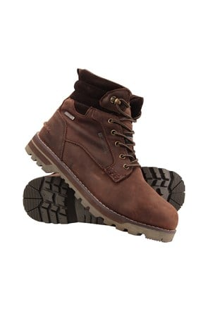 Shiya Winter Waterproof Mens Boots