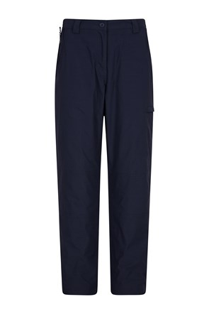 Winter Trek Stretch Womens Pants - Short Length