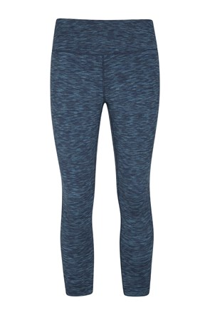 Bend and Stretch Womens Capri-Leggings